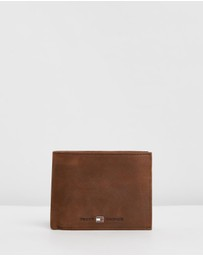 Tommy Hilfiger - JOHNSON CC FLAP AND COIN POCKET