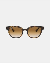 Ray-Ban - Injected Sunglasses - Unisex RB4324
