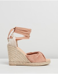 OFFICE - Hvar Espadrille Wedges