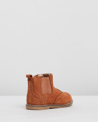 Anchor & Fox Bristol Boots   Kids Boots (Chestnut)