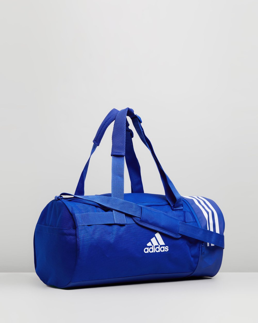 1f6be3fd9df Convertible 3-Stripes Duffle Bag by adidas Performance Online   THE ICONIC    Australia