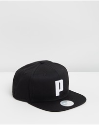 Colour-Block P Cap