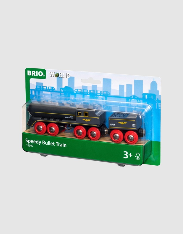 BRIO - Speedy Bullet Train