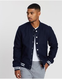 Academy Brand - Charlie Bomber Jacket