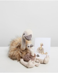Nana Huchy - Eddie The Emu Gift Pack