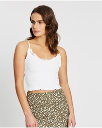 Cotton On - Ida Rouched Strappy Cami