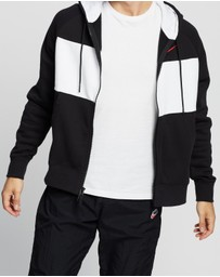 Nike - Air Sportswear Full-Zip Fleece Hoodie