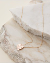 Natalie Marie Jewellery - Naum Pendant Necklace