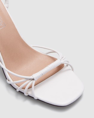 Therapy Bexley - Heels (White)