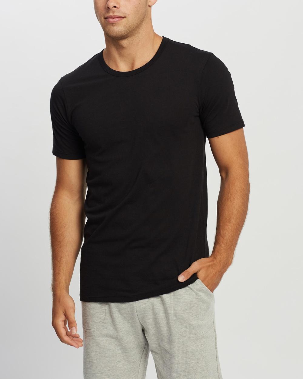 Bonds - Essential Tee - T-Shirts & Singlets (Black) Essential Tee