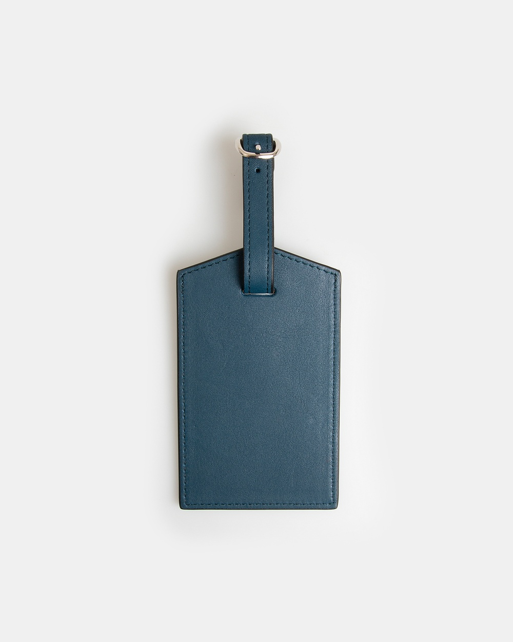 Globite Leather Luggage Identifier Travel and Blue