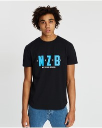 First Ever - NBL - New Zealand Breakers 19/20 Lifestyle Tee