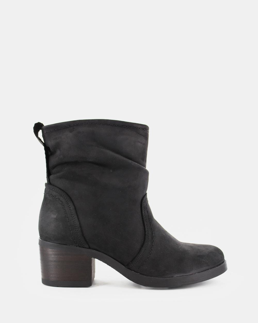 Wild Rhino Hoya Boots Heels Black Hoya Boots