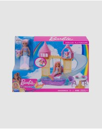Barbie - Barbie Dreamtopia Mermaid Playset
