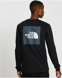 The North Face - LS Box Tee