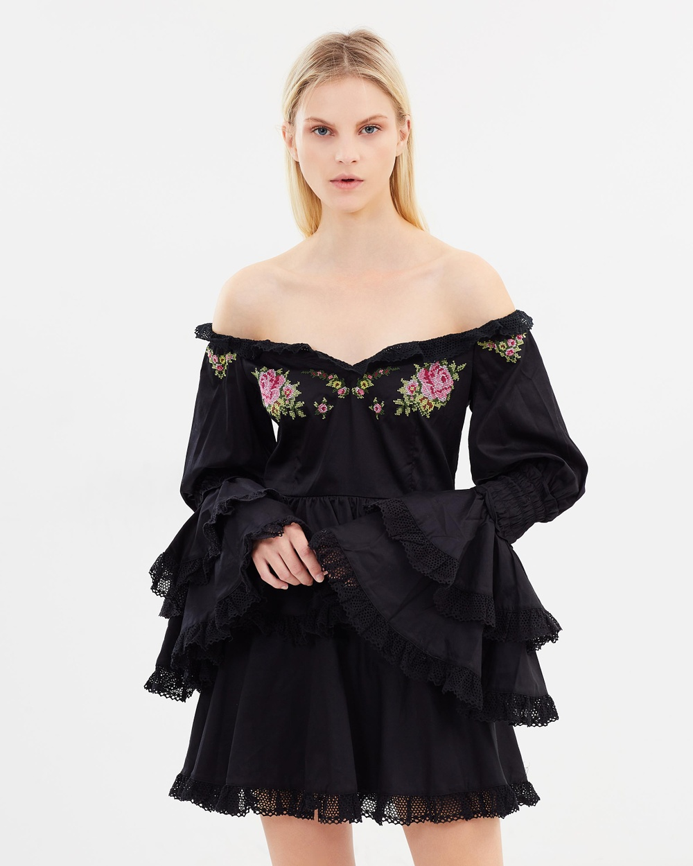 alice McCALL Valli Dress Dresses Black Valli Dress