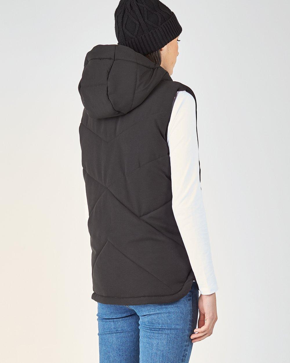 6b6e01f6d Wmns Insulated Loft Vest by Huffer Online