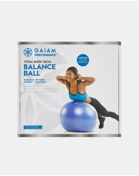 Gaiam - Performance Balanceball Kit 55cm