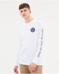 Wood Wood - Han Long Sleeve Tee