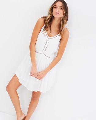Amuse Society – Tatum Dress Casa Blanca