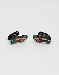 Paul Smith - Racing Car Cufflinks