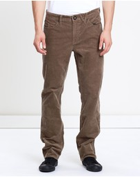 Volcom - Solver 5-Pocket Cord Pants