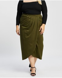 Hope & Harvest - Tulip Wrap Skirt