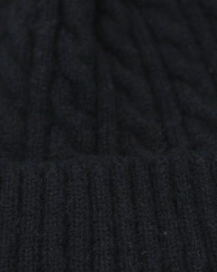 Morgan & Taylor Romy Beanie - Headwear (Black)