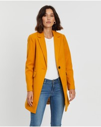 Dorothy Perkins - Button Front Coat