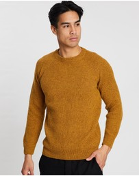Kent and Curwen - Long Sleeve Round Neck Knit