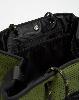 Chuchka Coco Nappy Bag - Bags (Khaki)