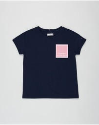 Tommy Hilfiger - Nautical Graphic Short Sleeve Tee - Kids