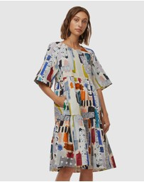 Gorman - Palm Reader Dress