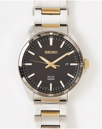 Seiko - Solar Analogue Sport 43mm