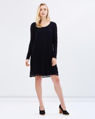 Kaja Clothing – Mette Dress Black