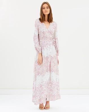 Steele – Marigold Maxi Dress – Dresses (Marigold)