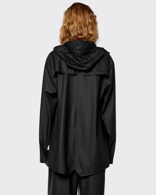 RAINS Jacket - Accessories (Black)