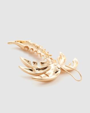 STEVIIE Maui Earrings - Jewellery (Gold)