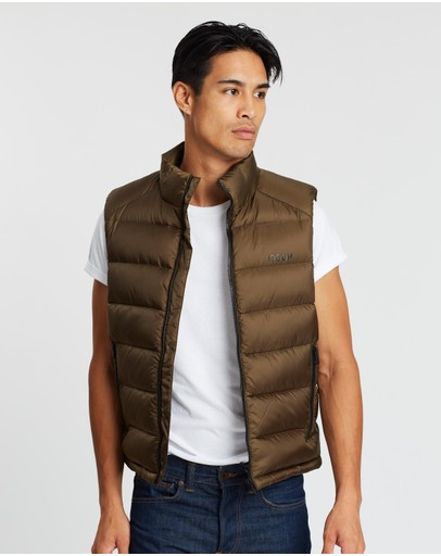 HUGO - Baltino Puffer Vest