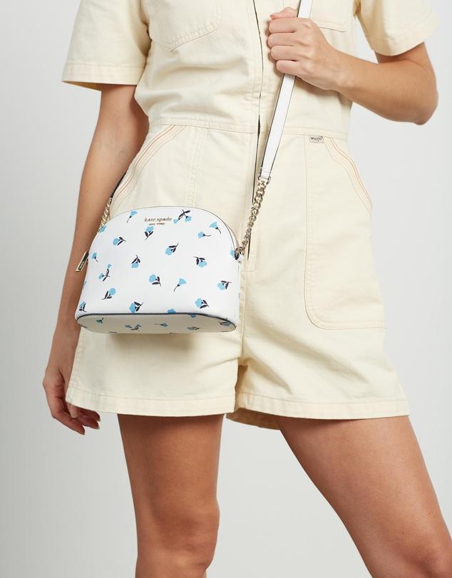 Women Spencer Small Dome Cross-Body Bag
