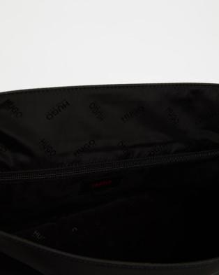 HUGO Record Messenger Bag - Bags (Black)