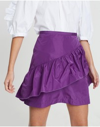 See By Chloé - Taffetas Skirt