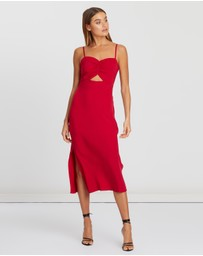 BWLDR - Ellis Cut-Out Dress