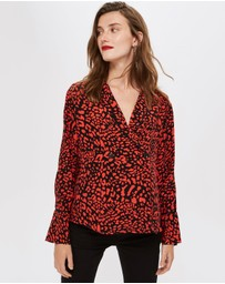 TOPSHOP Maternity - MATERNITY Animal Shirt