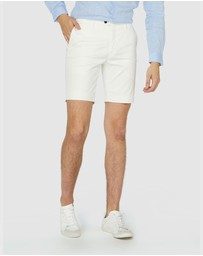 Jack London - White Dress Shorts