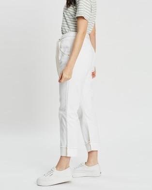 DRICOPER DENIM Tailored Jeans - Jeans (White)