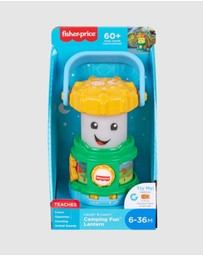 Fisher Price - Laugh & Learn Camping Fun Lantern