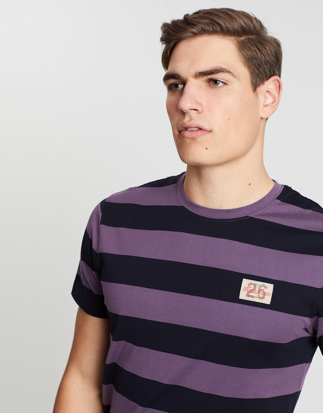 Kent and Curwen - Striped T-Shirt