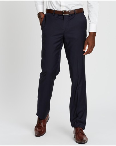 Cerruti 1881 Side Stripe Trousers Navy
