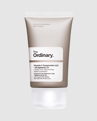 The Ordinary Vitamin C Suspension 23% + HA Spheres 2% - Beauty (N/A)